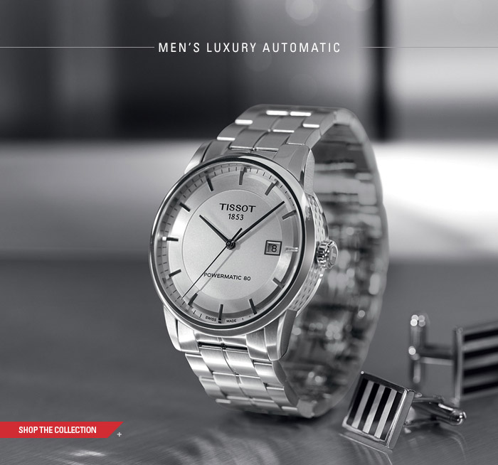 Mens Luxury Automatic Top