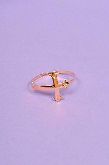 Victorian Cross Bracelet $8