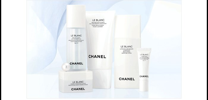 LE BLANC Brightening Skincare Collection