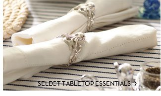 SELECT TABLETOP ESSENTIALS