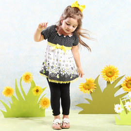 Bumblebee Colors: Girls' Apparel