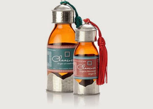 Chaacoca Organic Moroccan Argan Oil Hair & Skin Care