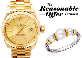 No Reasonable Offers Refused: Hermes,Bvlgari, Cartier & more