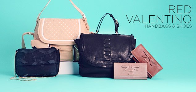 RED Valentino Handbags & Shoes