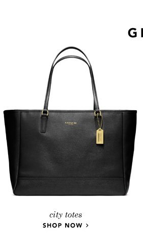 medium city tote