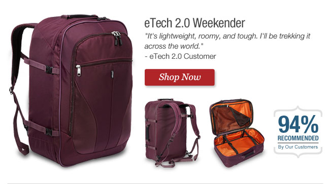 Shop eTech 2.0 Weekender
