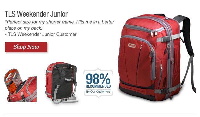 Shop TLS Weekender Junior