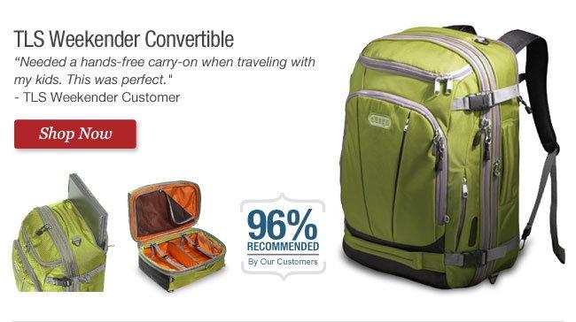 Shop TLS Weekender Convertible
