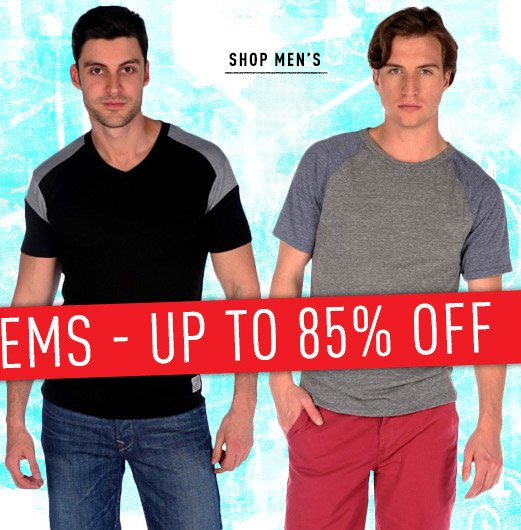 Mens Bargains