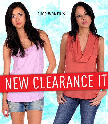 Womens Bargains