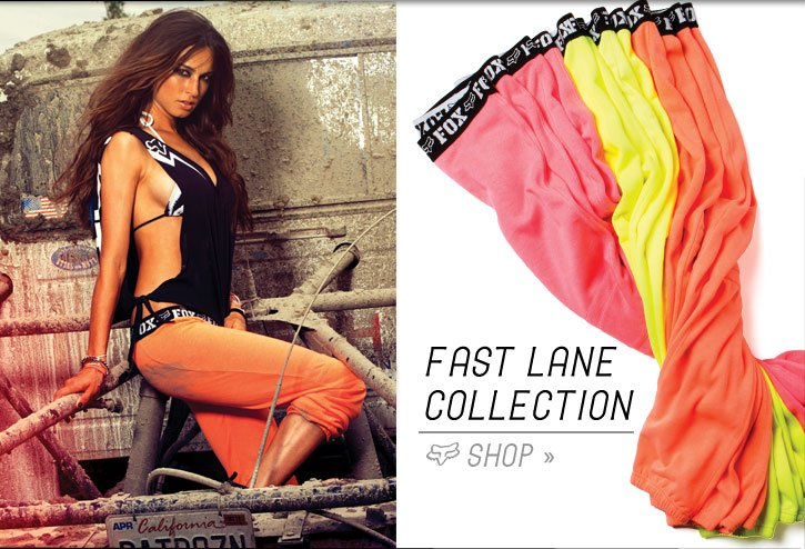 Shop the Fast Lane Collection