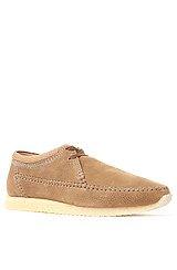 The Kilarney Shoe in Brown Nubuck