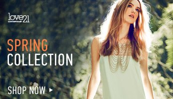 Love21 Spring Collection - Shop Now