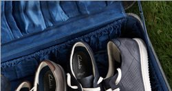 Made to Move - Introducing Clarks Plus shoes, featuring optimum underfoot cushioning