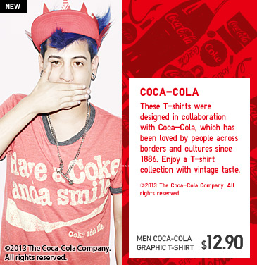 UT COCA-COLA