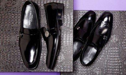 Versace Shoes- Visit Event