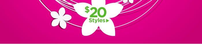 $20 Styles