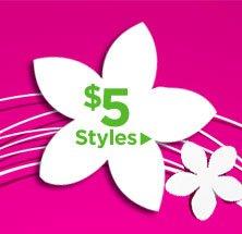 $5 Styles
