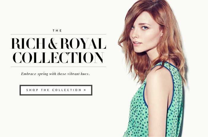 The Rich And Royal Collection