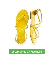 WOMEN'S SANDALS ›