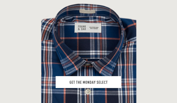 Get The Monday Select