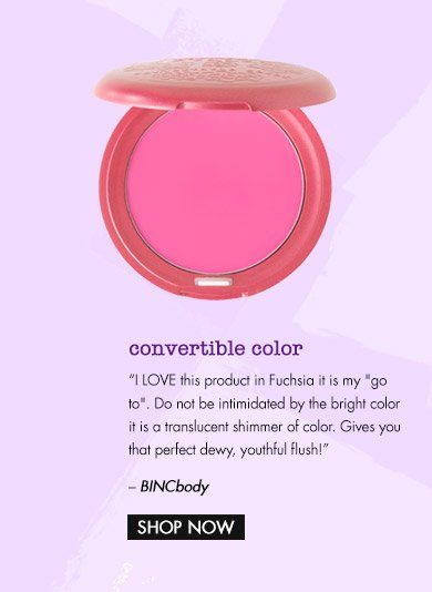 in the know palette, convertible color