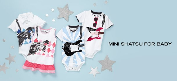 MINI SHATSU FOR BABY, Event Ends April 11, 9:00 AM PT >