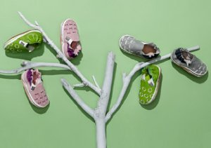 Sweet Feet: Crib Shoes & First Walkers
