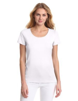 Jones New York<br/> Scoop Neck Tee