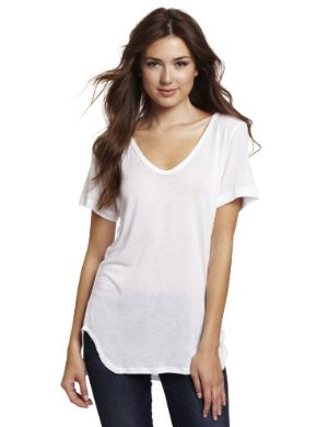 LnA <br/> Short Sleeved Curved Tee