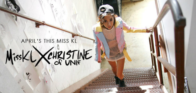 Meet April's 'This Miss KL' Christine Lai of UNIF