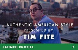 Tim Fite - Launch Profile