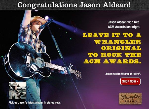 Jason Congrats