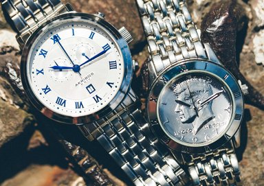 Shop Vintage Style & Classic Watches