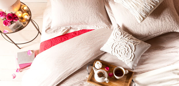 Make It a Sleep Sanctuary: Bedding & Bath