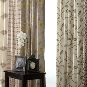 The Art of Window Dressing: Curtains, Rods, & More