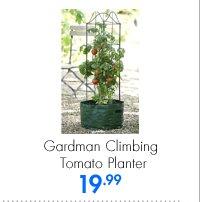 Gardman Climbing Tomato Planter 19.99