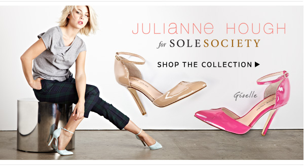 Shop Julianne Hough for Sole Society