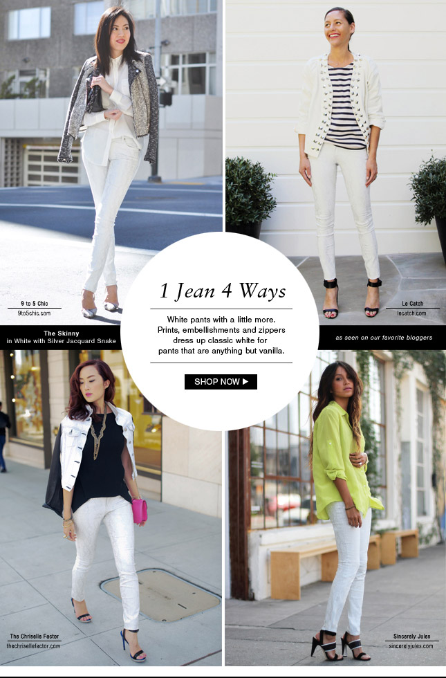 Blogger Behavior: 1 Jean 4 Ways