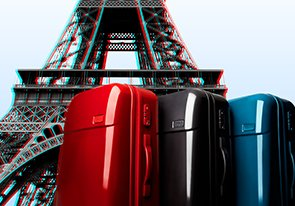 Lipault Luggage