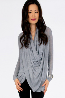 So Twisted Sweater $26