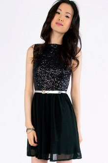 Sparkle Eve Dress $40