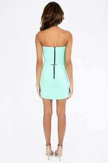 With the Bandage Dress $47
