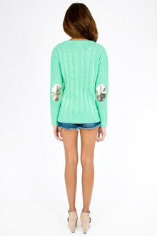 Leggo My Elbow Sweater $39