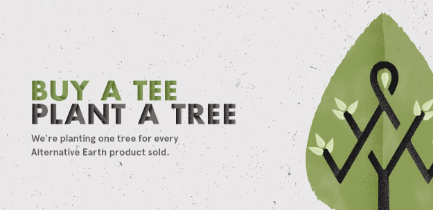 Buy A Tee, Plant A Tree