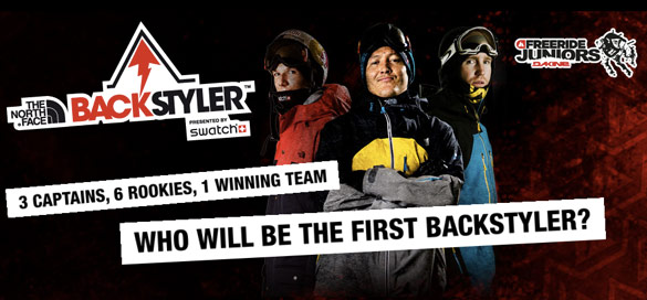 The North Face Backstyler - presented by Swatch