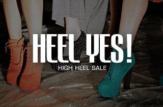 Heel Yes!