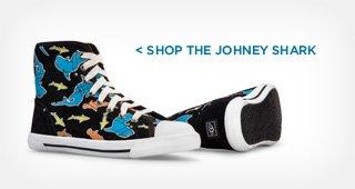 < Shop the Johney Shark