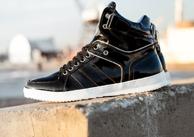 Shop Hi & Low-Tops ft. Studded Sneakers