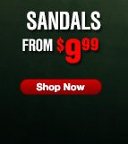SANDALS FROM $9.99 | SHOP NOW